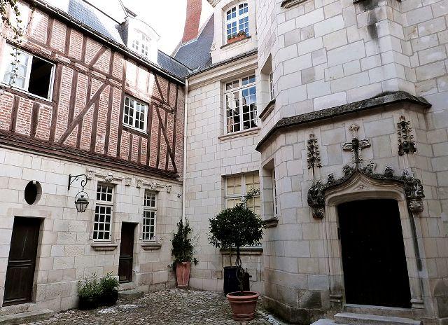 Tours (37) Hôtel Binet
