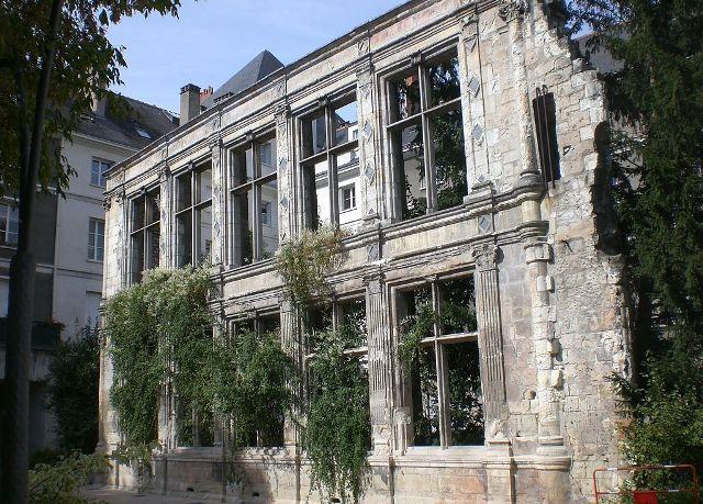 Tours (37) Hôtel de Beaune-Semblançay