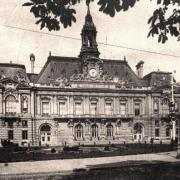 Tours (37) l'Hôtel-de-ville CPA