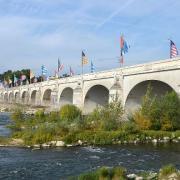 Tours (37) Pont Wilson
