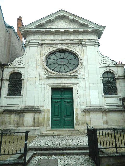 Tours (37) Temple protestant