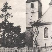 Pfettisheim 67 l eglise saint symphorien cpa