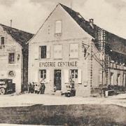 Truchtersheim 67 l epicerie centrale cpa