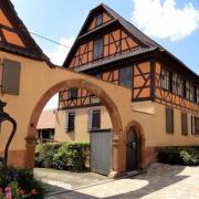 Truchtersheim 67 une ancienne ferme