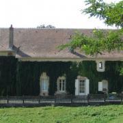Vandenesse (Nièvre) L'ancienne église