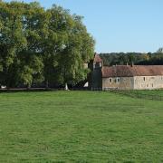 Vandenesse (Nièvre) Le château
