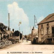 Vandenesse (Nièvre) Le Mousseau CPA