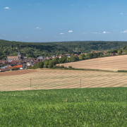 Varzy (Nièvre) Vue générale
