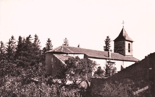 Vaudemont 54 l eglise saint gengoult cpa