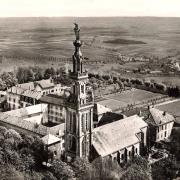 Vaudemont 54 la basilique ND de Sion cpa