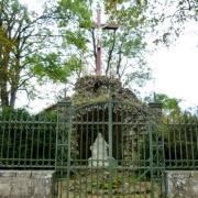 Vaudemont 54 la chapelle notre dame de Pitié
