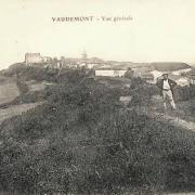 Vaudemont 54 vue generale cpa