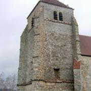Vendières (Aisne) Eglise Saint Jean Baptiste