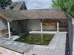 Vendières (Aisne) Lavoir