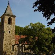 Versols-et-Lapeyre (Aveyron) Versols, l'église