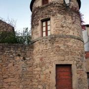 Versols-et-Lapeyre (Aveyron) Versols, mur d'enceinte