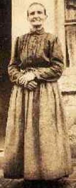 Victorine Richez (1846/1926) épouse de François Jean Baptiste Gransard