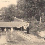 Vieils-Maisons (Aisne) CPA Lavoir