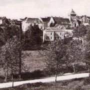 Vieils-Maisons (Aisne) CPA route de Verdelot