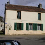 Vieils-Maisons (Aisne) Mont-Cel-Enger la maison Soudan en 2004