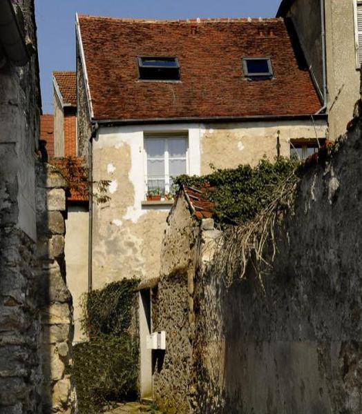 Vieils-Maisons (Aisne) Maisons anciennes