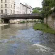 Vienne (Isère) La Gère