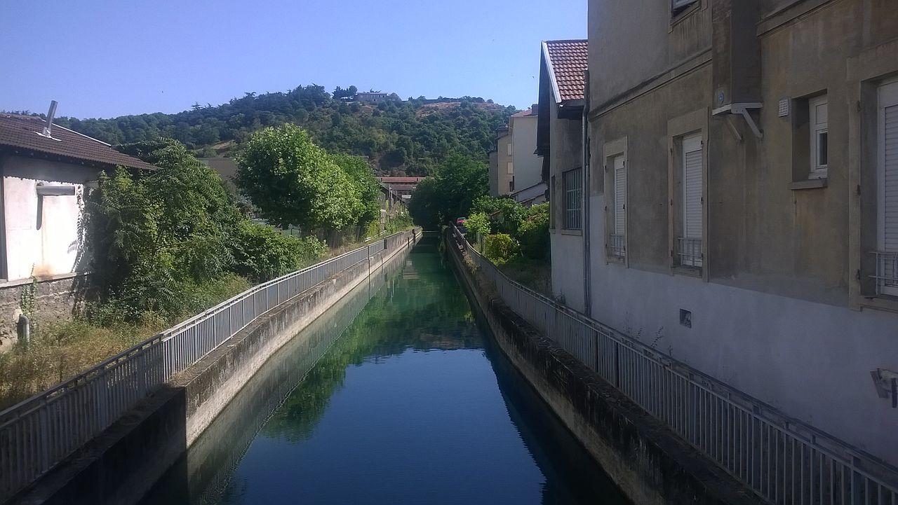 Vienne (Isère) La Sévenne
