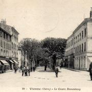Vienne (Isère) Le cours Romestang CPA