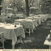 Vienne (Isère) Le restaurant