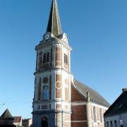 Viesly 59 l eglise saint martin