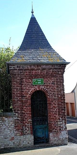 Viesly 59 la chapelle sainte anne