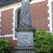 Viesly 59 le monument aux morts 1914-1918