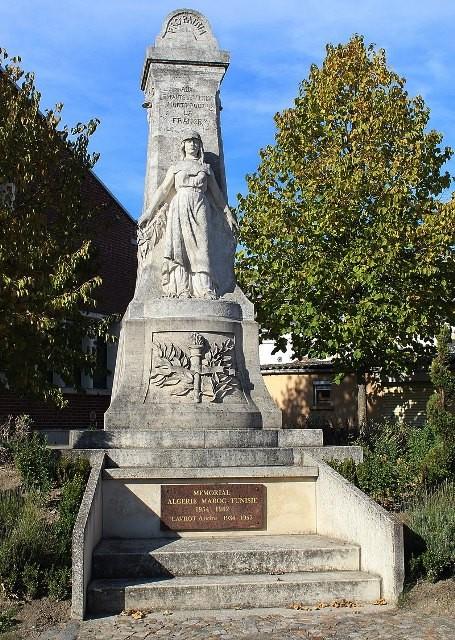 Viesly 59 le monument aux morts