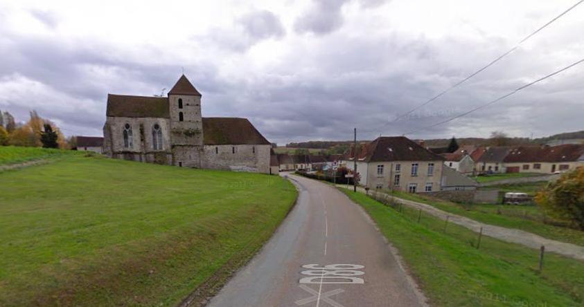 viffort (Aisne) Vue générale