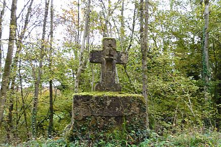 Vigneul-sous-Montmédy (Meuse) Croix de Saint Louis