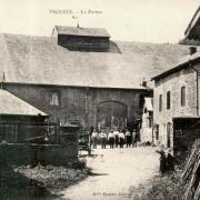 Vigneul-sous-Montmédy (Meuse) La ferme CPA