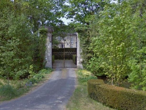 Villers-en-Prayères (Aisne) le château