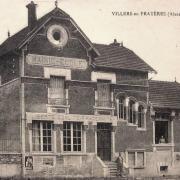Villers-en-Prayères (Aisne) CPA la mairie-école
