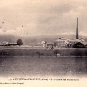 Villers-en-Prayères (Aisne) CPA l'usine de sucre des Hautes rives