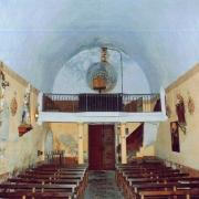 Vissec (Gard) L'église St Blaise