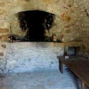 Vissec (Gard) Le four communal