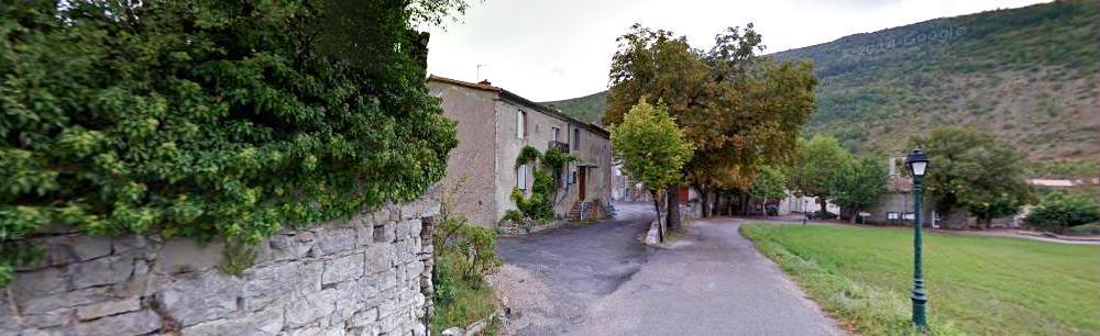 Vissec (Gard) Panoramique