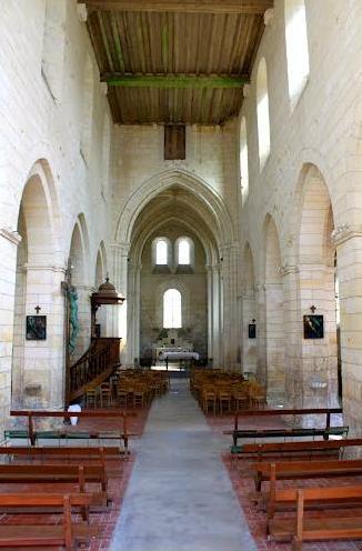 Vorges (Aisne) Eglise Saint Jean Baptiste