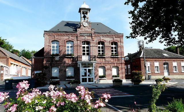 Walincourt selvigny 59 la mairie