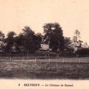 Walincourt selvigny 59 selvigny le chateau de sorval cpa