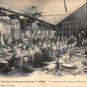 Walincourt selvigny 59 walincourt la fabrique de bijouterie achille flinois cpa
