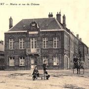 Walincourt selvigny 59 walincourt la mairie cpa