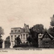 Walincourt selvigny 59 walincourt le chateau cpa