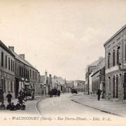 Walincourt selvigny 59 walincourt rue pierre flinois cpa