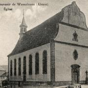 Wasselonne 67 l eglise catholique saint jean bosco cpa